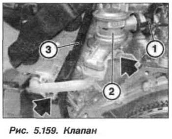 Рис. 5.159. Клапан БМВ Х5 Е53 N62