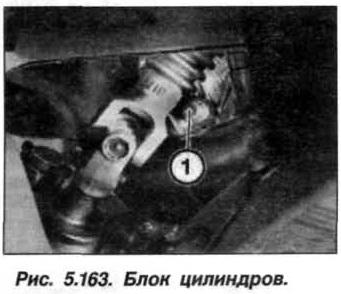 Рис. 5.163. Блок цилиндров БМВ Х5 Е53 N62
