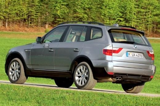 Трансмиссия и электрика BMW X3 E83