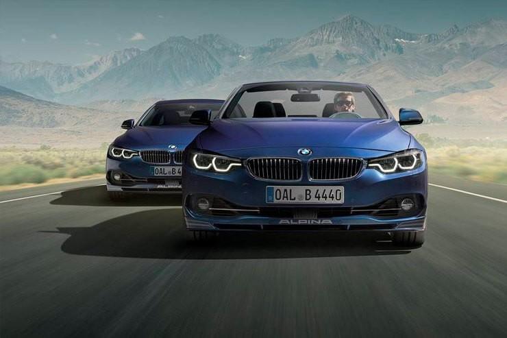 Модернизированная BMW Alpina B4 S как проявление здорового консерватизма