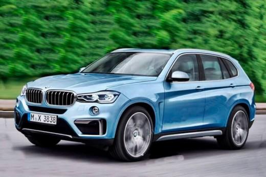 Спорт-аксессуары для BMW 5-Series Touring и первые официальные фото X3