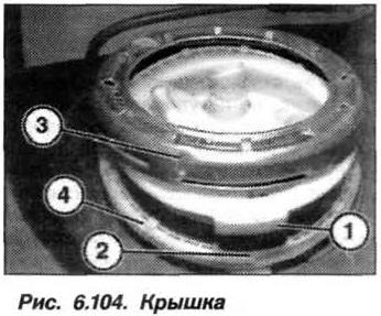 Рис. 6.104. Крышка БМВ Х5 Е53