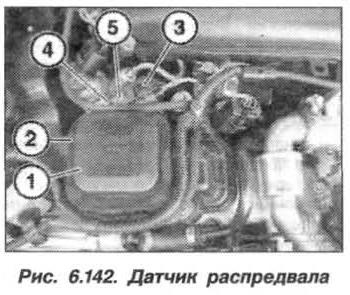 Рис. 6.142. Датчик распредвала БМВ Х5 Е53