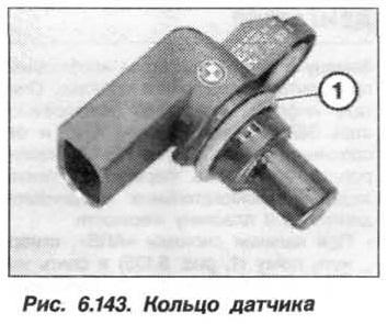 Рис. 6.143. Кольцо датчика БМВ Х5 Е53