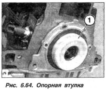 Рис. 6.64. Опорная втулка БМВ Х5 Е53