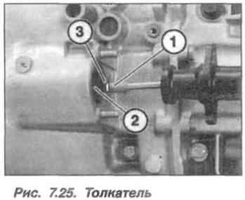 Рис. 7.25. Толкатель БМВ Х5 Е53