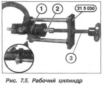 Рис. 7.5. Рабочий цилиндр БМВ Х5 Е53
