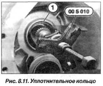 Рис. 8.11. Уплотнительное кольцо БМВ Х5 Е53