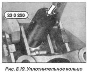 Рис. 8.19. Уплотнительное кольцо БМВ Х5 Е53