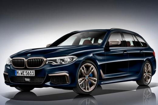 Дизельный BMW M550d xDrive: по турбине на сотню «лошадей» и полный привод