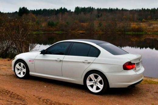 Двигатели и трансмиссия BMW 3-series E90