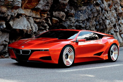 Баварцы планируют соперничать с Mercedes-Benz и McLaren в сегменте гибридных гиперкаров и сотрудничать с китайцами