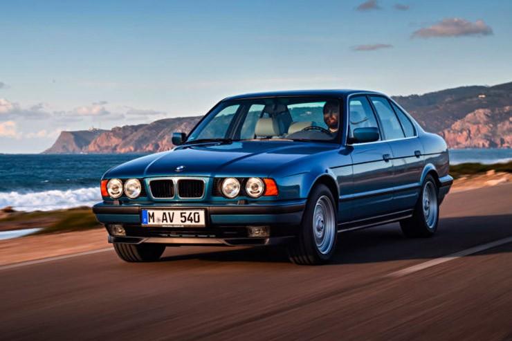 История и проблемы эксплуатации BMW 5 series E34