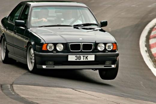 Моторы подержанных BMW 5 series E34: надежность прежде всего