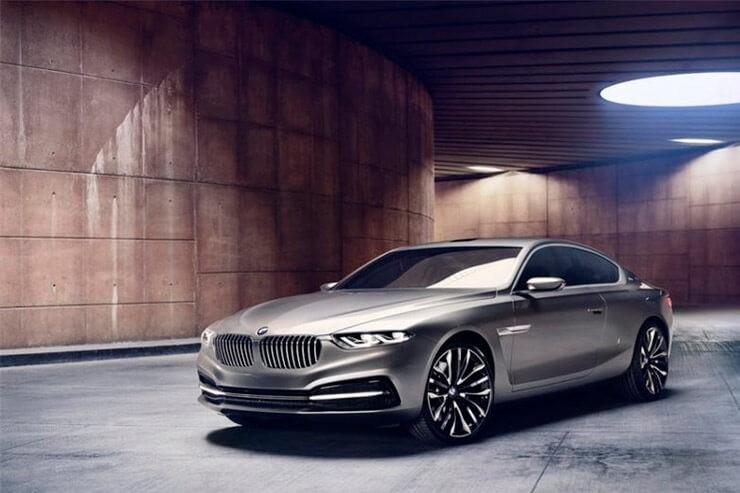 Шпионская и официальная информация о BMW 8-Series и 5-Series Li