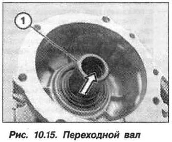 Рис. 10.15. Переходной вал БМВ Х5 Е53