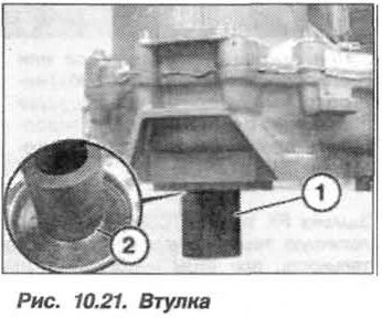 Рис. 10.21. Втулка БМВ Х5 Е53