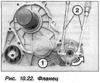 Рис. 10.22. Фланец БМВ Х5 Е53