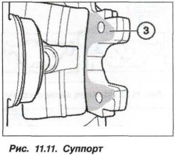Рис. 11.11. Суппорт БМВ Х5 Е53