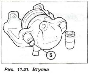 Рис. 11.21. Втулка БМВ Х5 Е53