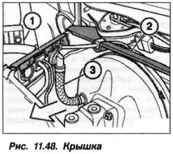 Рис. 11.48. Крышка БМВ Х5 Е53