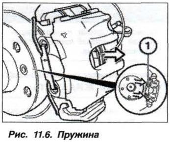 Рис. 11.6. Пружина БМВ Х5 Е53