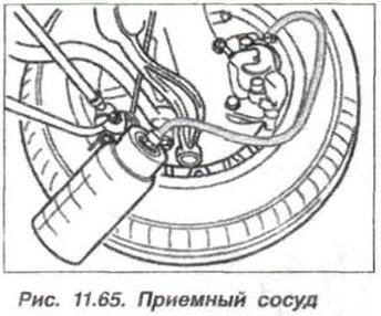 Рис. 11.65. Приемный сосуд БМВ Х5 Е53