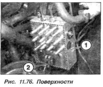 Рис. 11.76. Поверхности БМВ Х5 Е53