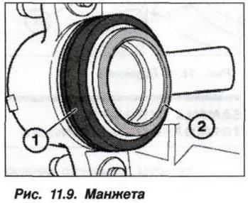 Рис. 11.9. Манжета БМВ Х5 Е53