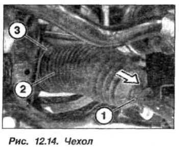 Рис. 12.14. Чехол БМВ Х5 Е53