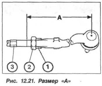 Рис. 12.21. Размер А БМВ Х5 Е53