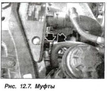 Рис. 12.7. Муфты БМВ Х5 Е53