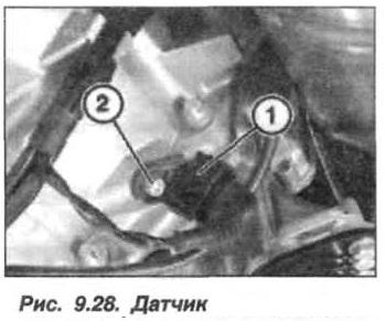 Рис. 9.28. Датчик БМВ Х5 Е53