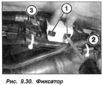 Рис. 9.30. Фиксатор БМВ Х5 Е53