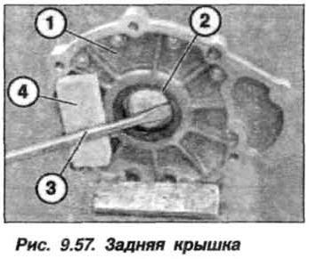 Рис. 9.57. Задняя крышка БМВ Х5 Е53