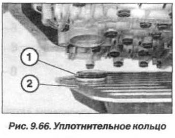 Рис. 9.66. Уплотнительное кольцо БМВ Х5 Е53