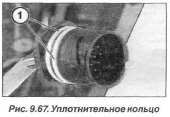 Рис. 9.67. Уплотнительное кольцо БМВ Х5 Е53