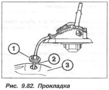 Рис. 9.82. Прокладка БМВ Х5 Е53
