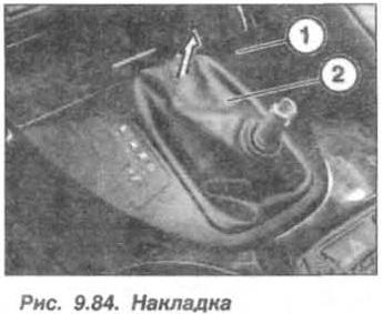 Рис. 9.84. Накладка БМВ Х5 Е53