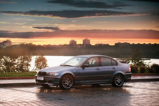 Техническая «начинка» BMW 3 series E46