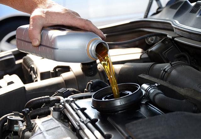 Замена масла в двигателе в г.Химки