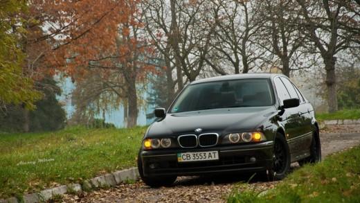 BMW 5 series E39: техническое оснащение, кузов и электрика