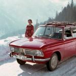 BMW Neue Klasse: стартап для машин бизнес-класса и ощущения современных водителей от управления БМВ 2000