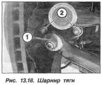 Рис. 13.18. Шарнир тяги БМВ Х5 Е53