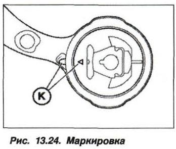 Рис. 13.24. Маркировка БМВ Х5 Е53
