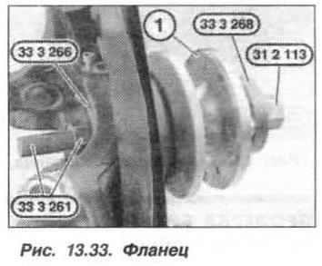 Рис. 13.33. Фланец БМВ Х5 Е53