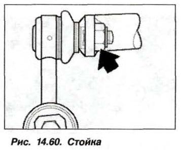 Рис. 14.60. Стойка БМВ Х5 Е53