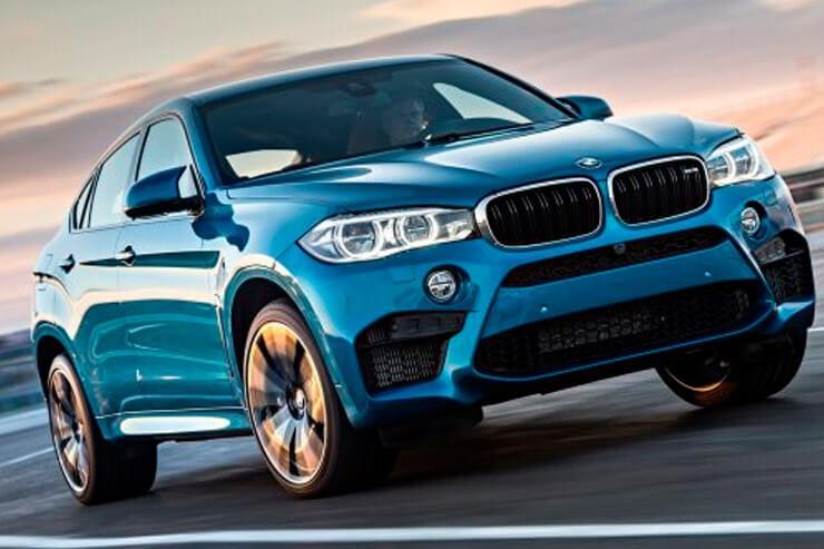 Возвращение кабриолетов на российский рынок и тюнинг кросс-купе BMW X6 M
