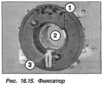 Рис. 16.15. Фиксатор БМВ Х5 Е53