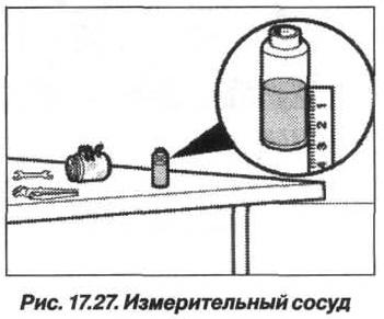 Рис. 17.27. Измерительный сосуд БМВ X5 E53
